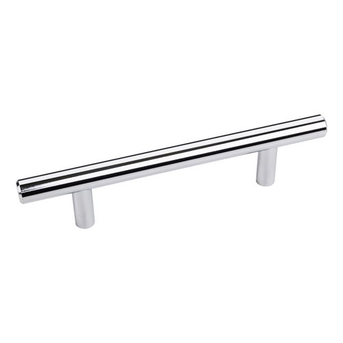 Elements by Hardware Resources Naples Cabinet Pull 96MM C/C Polished Chrome 156PC
