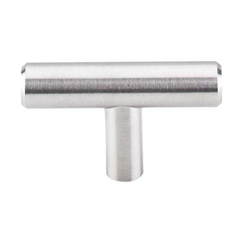 Top Knobs SS304 Stainless Steel 2 Inch Length Stainless Steel Cabinet Knob SS1