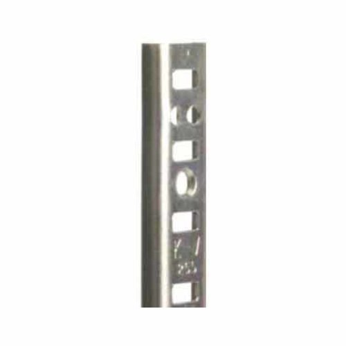 "Knape and Vogt KV #255 Aluminum Pilaster Strip-12"" 255AL 12"