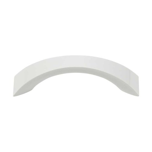 Atlas Homewares Sleek 3 Inch Center to Center White Gloss Cabinet Pull A880-WG