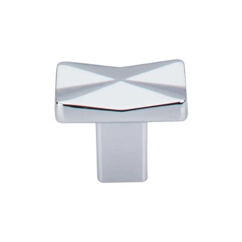 Top Knobs Mercer 1-1/4 Inch Diameter Polished Chrome Cabinet Knob TK560PC