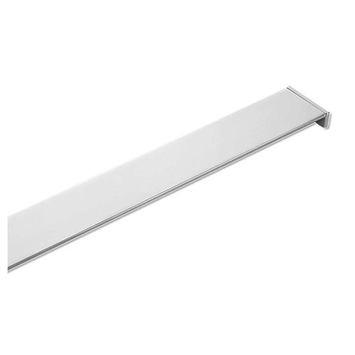 Linea 11-5/16 Inch Center to Center Chrome Cabinet Pull <small>(#ZP0082.42)</small>