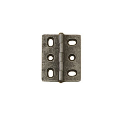 Elite Mortised Butt Hinge 50X40mm - Pewter <small>(#354.17.920)</small>