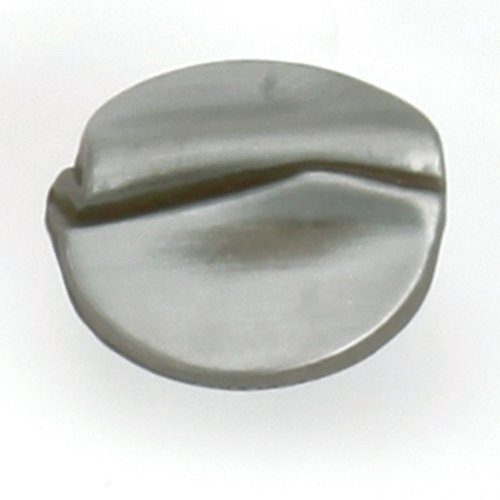Garbow 1-3/8 Inch Diameter Steel Cabinet Knob <small>(#37887)</small>