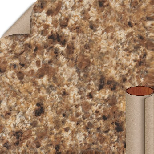 Madura Gold Granite Textured Finish 5 ft. x 12 ft. Countertop Grade Laminate Sheet <small>(#GR4001T-T-H5-60X144)</small>