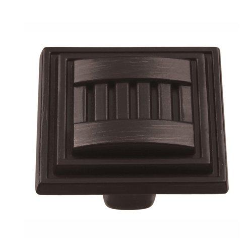 Hickory Hardware Sydney 1-5/16 Inch Diameter Vintage Bronze Cabinet Knob HH74670-VB