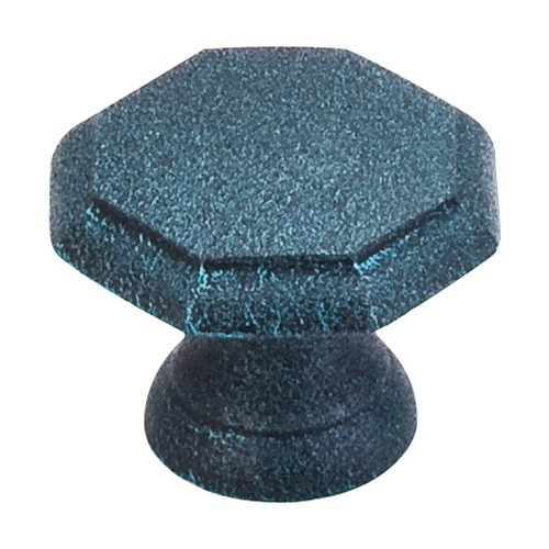 Top Knobs Britannia 1-1/4 Inch Diameter Verdigris English Cabinet Knob M9