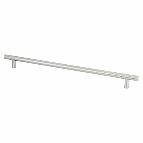 Berenson Stainless Steel 11-5/16 Inch Center to Center Stainless Steel Cabinet Pull 7071-9SS-C