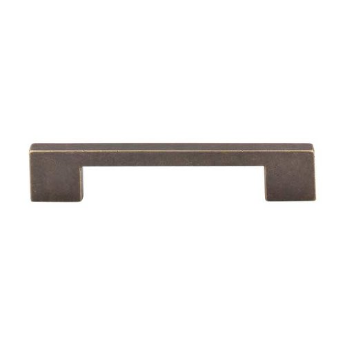 Top Knobs Sanctuary 5 Inch Center to Center German Bronze Cabinet Pull TK23GBZ