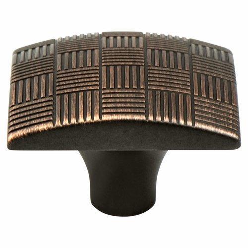 Berenson Virtuoso 1-3/8 Inch Diameter Venetian Bronze Cabinet Knob 7146-10VB-P