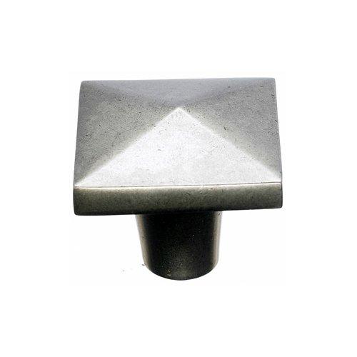 Top Knobs Aspen 1-1/2 Inch Diameter Silicon Bronze Light Cabinet Knob M1520