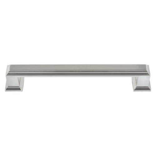 Atlas Homewares Sutton Place 5-1/16 Inch Center to Center Brushed Nickel Cabinet Pull 292-BRN