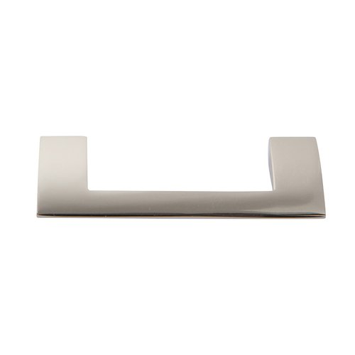 "Atlas Homewares Angled Drop Pull 3"" C/C Polished Nickel A904-PN"