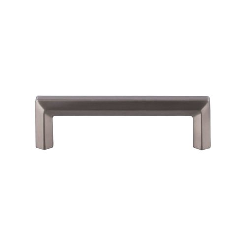 Top Knobs Serene 3-3/4 Inch Center to Center Brushed Satin Nickel Cabinet Pull TK793BSN