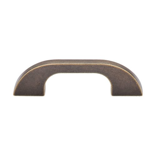 Top Knobs Sanctuary 3 Inch Center to Center German Bronze Cabinet Pull TK44GBZ