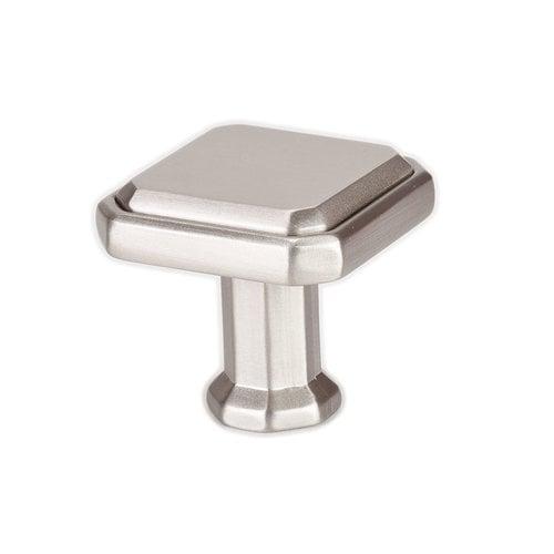 Berenson Harmony 1-3/16 Inch Length Brushed Nickel Cabinet Knob 9462-1BPN-P