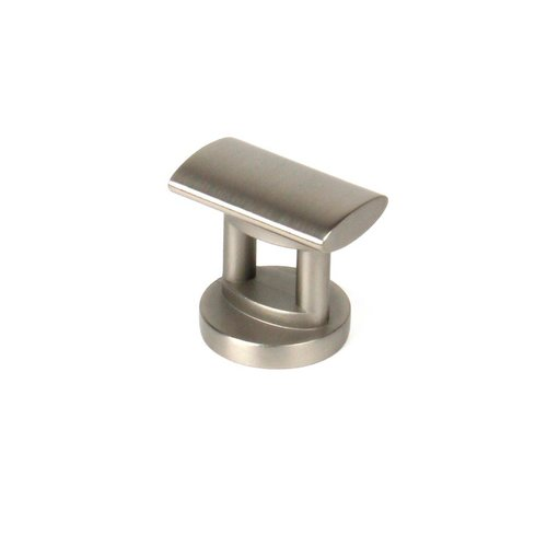 Century Hardware Monarch 1 Inch Diameter Dull Satin Nickel Cabinet Knob 29316-DSN