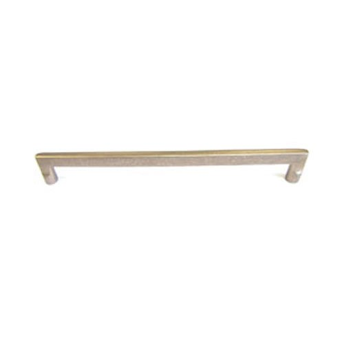 Top Knobs Aspen 18 Inch Center to Center Light Bronze Cabinet Pull M1381