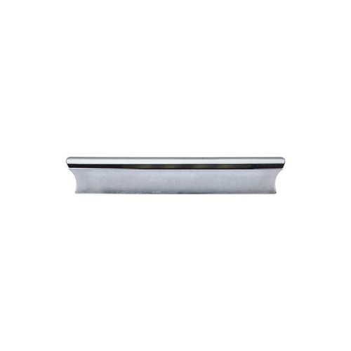 Top Knobs Mercer 5 Inch Center to Center Polished Chrome Cabinet Pull TK554PC