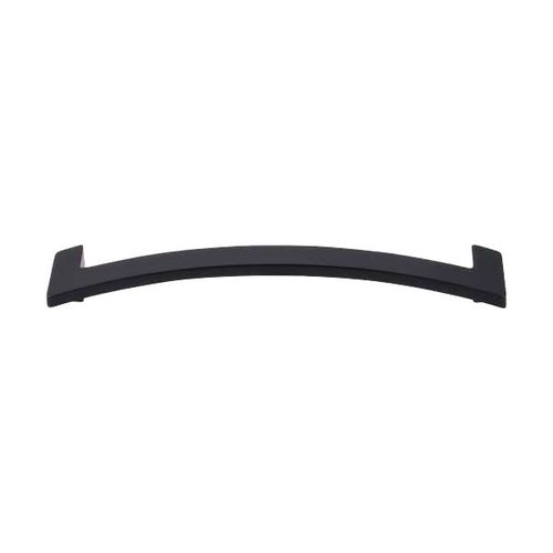 Top Knobs Sanctuary II 5 Inch Center to Center Flat Black Cabinet Pull TK249BLK
