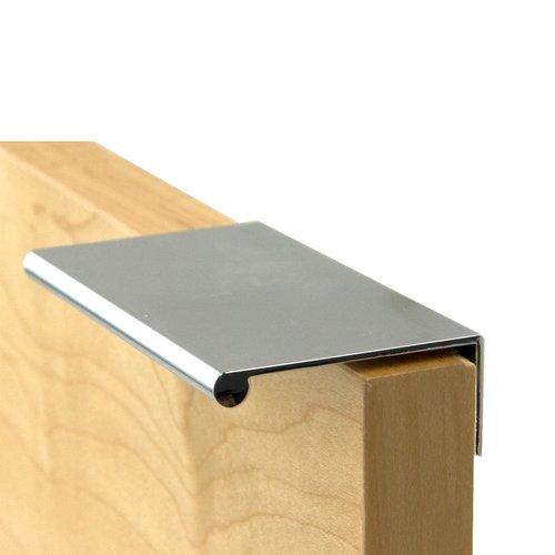 Berenson 3 Inch Length Polished Chrome Finger Pull 1058-4026-P