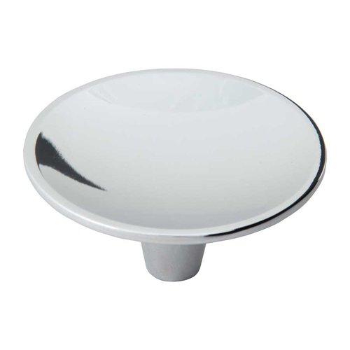 Atlas Homewares Dap 2-1/2 Inch Diameter Polished Chrome Cabinet Knob 233-CH