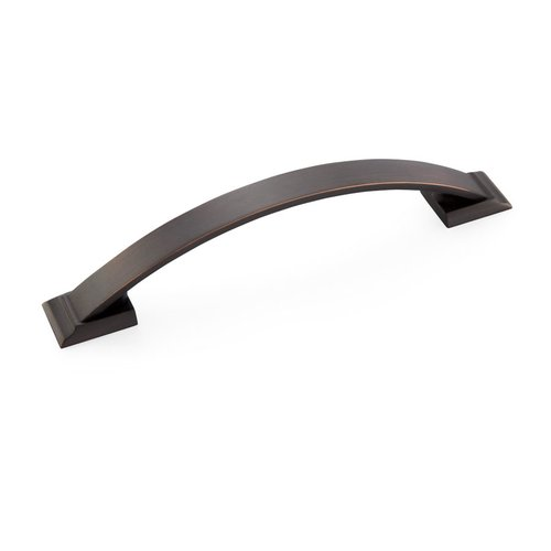 Amerock Candler 5-1/16 Inch Center to Center Oil Rubbed Bronze Cabinet Pull BP29363ORB