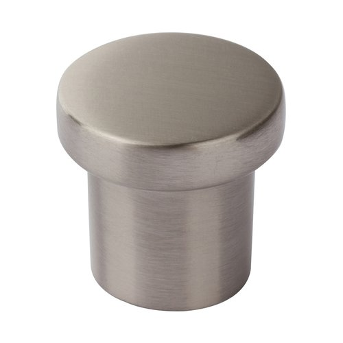 "Atlas Homewares Chunky Knobs 1"" Dia Brushed Nickel A911-BN"