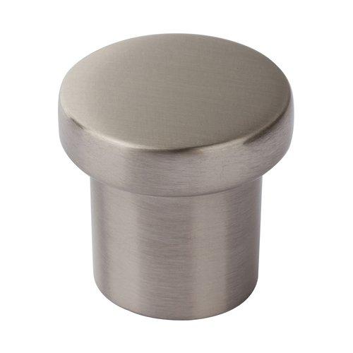 Atlas Homewares Chunky Knobs 1 inch Diameter Brushed Nickel A911-BN