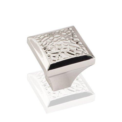 Jeffrey Alexander Solana 1-1/4 Inch Diameter Polished Nickel Cabinet Knob 457NI
