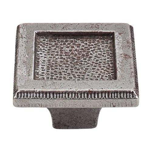 Top Knobs Britannia 2 Inch Diameter Cast Iron Cabinet Knob M1819