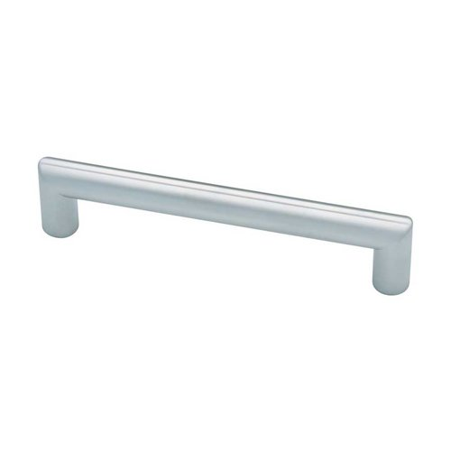 Liberty Hardware Modern 5-1/16 Inch Center to Center Dull Chrome Cabinet Pull 62313DC
