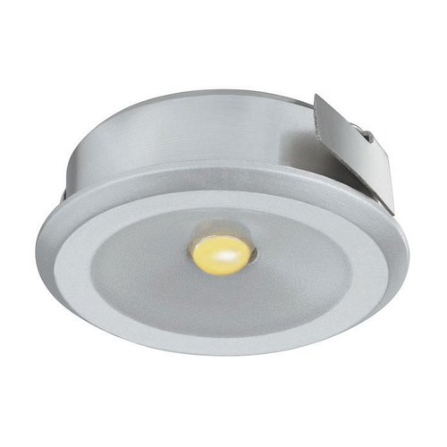 Hafele Loox 350 mA Recess Mount Spotlight Warm White 833.78.080