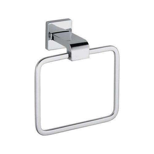 Delta Ara 7-1/16 inch Diameter Towel Ring Polished Chrome 77546