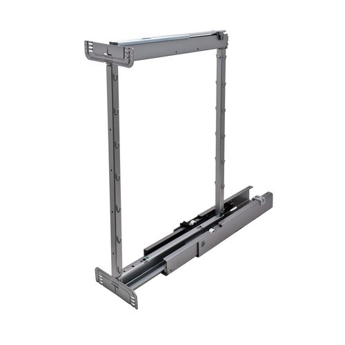 "Pantry Frame 47-1/4"" - 63"" High Silver <small>(#546.62.911)</small>"