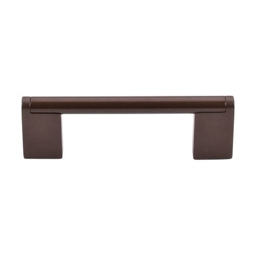 Top Knobs Bar Pull 3-3/4 Inch Center to Center Oil Rubbed Bronze Cabinet Pull M1069