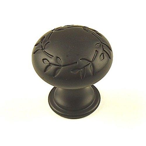 Century Hardware Hamilton 1-3/16 Inch Diameter Oil Rubbed Bronze Cabinet Knob 28605-OB