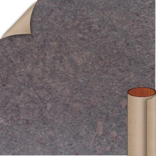 Nevamar Charcoal Essence Textured Finish 5 ft. x 12 ft. Countertop Grade Laminate Sheet ES6002T-T-H5-60X144