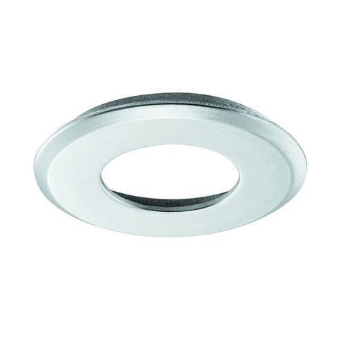 Loox 2040 Round Recess Mount Trim Ring Silver <small>(#833.72.145)</small>