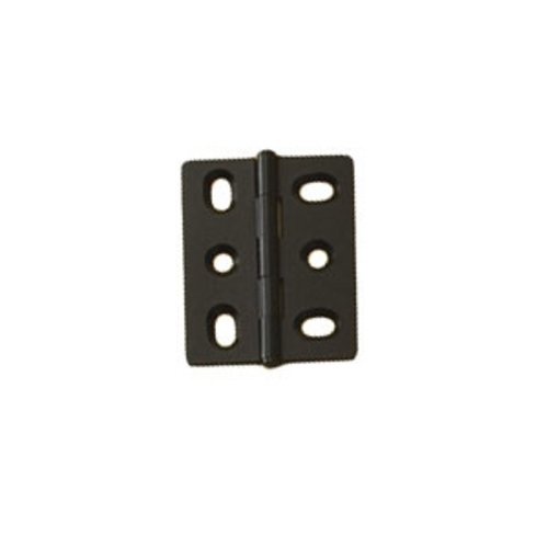Elite Mortised Butt Hinge 50X40mm - Black <small>(#354.17.320)</small>