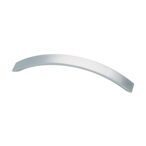 Liberty Hardware Modern 5-1/16 Inch Center to Center Dull Chrome Cabinet Pull 62273DC