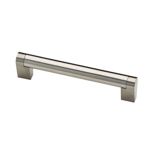 Liberty Hardware Stratford 5-1/16 Inch Center to Center Stainless Steel Cabinet Pull P28921-SS-C