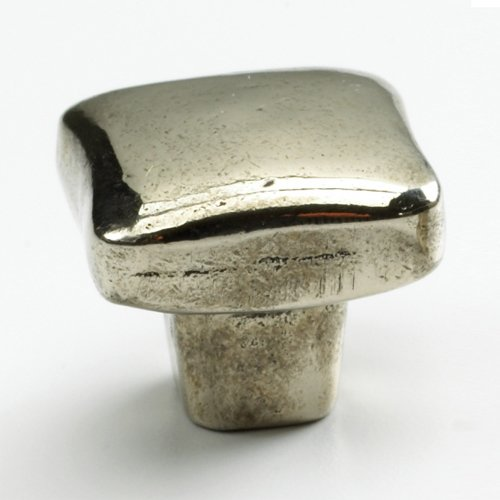 Vinci Designs 1 Inch Diameter Polished White Bronze Cabinet Knob <small>(#765-PWB)</small>