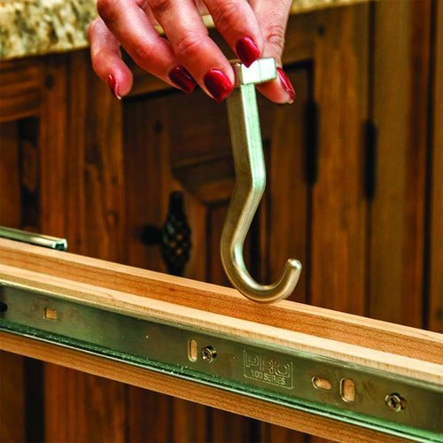Extra Hook For Glideware Pullout GLD-HK-L-ZC