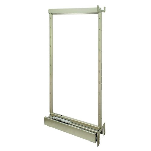 "Kessebohmer Pantry Frame 63"" - 78-3/4"" High Champagne 546.62.812"