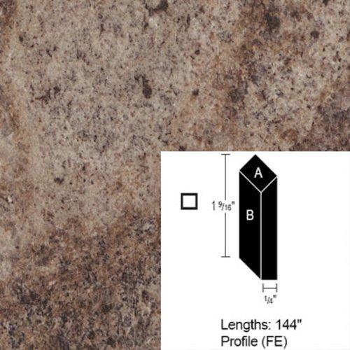 Wilsonart Bevel Edge - Madura Garnet - 12 Ft CE-FE-144-4921K-52