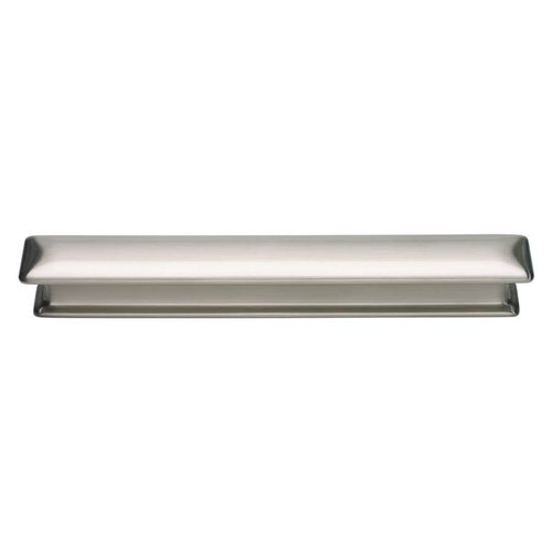 Atlas Homewares Alcott 6-5/16 Inch Center to Center Brushed Nickel Cabinet Pull 324-BRN