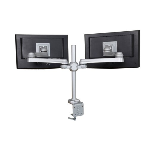 "Sunway Inc Dual Monitor Arm 21"" Extension-Clamp Mount FPA875VC"