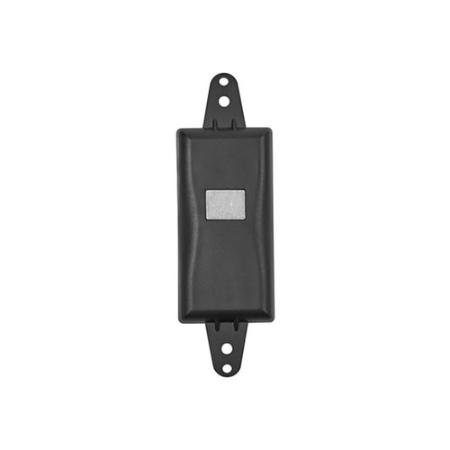 Tresco FREEDiM Deco Wall Dimmer with Housing Black <small>(#L-WLD-1WAL-BL-1)</small>