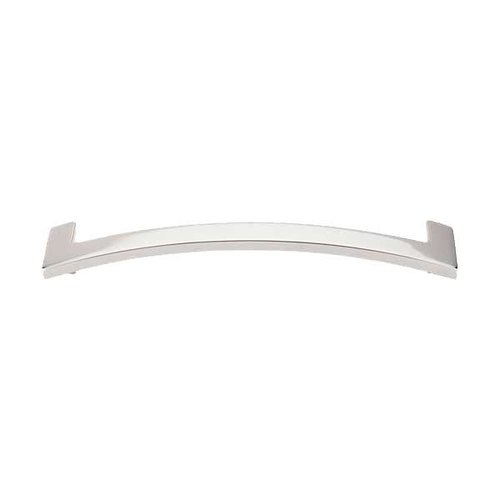 Top Knobs Sanctuary II 5 Inch Center to Center Polished Nickel Cabinet Pull TK249PN